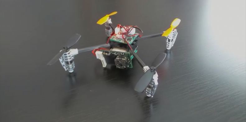 Worlds Smallest Commercial LWIR Thermal Drone