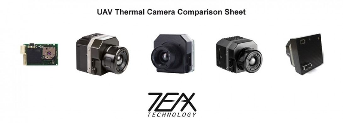 Drone Thermal Cameras – What To Choose When