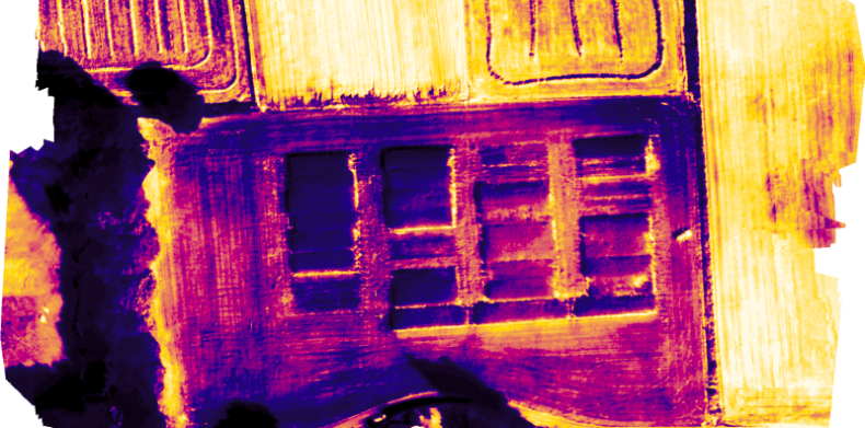 Game-Changing: Thermal Mapping Using TeAx Technology.
