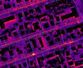 Thermal Mapping – Inspection of District Heating