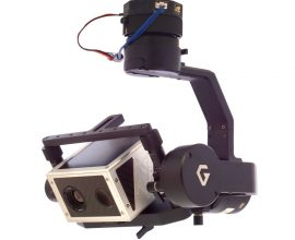 ThermalCapture Fusion Zoom & Gremsy T1