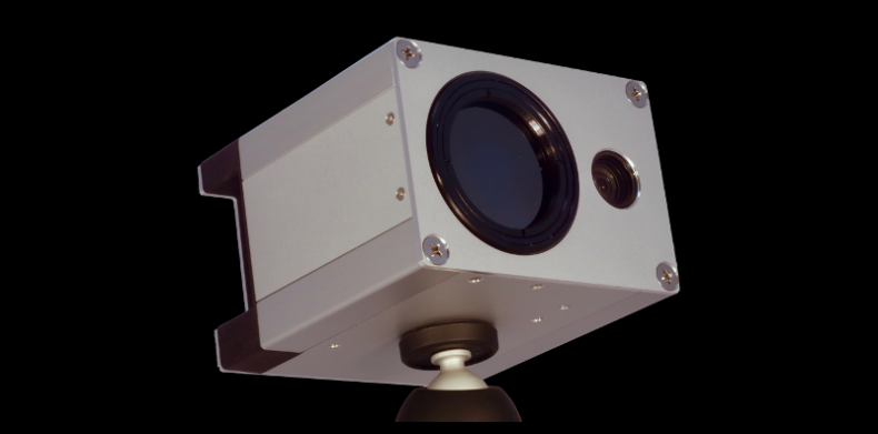 ThermalCapture Fusion Zoom,  50mm thermal lens:  Long Range EOIR Camera